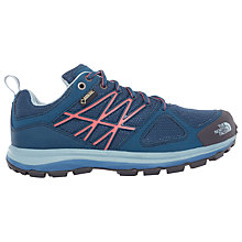 Buy The North Face Litewave Gore-Tex Women's Hiking Shoes, Blue Online at johnlewis.com