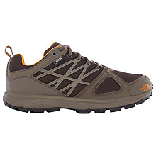 Buy The North Face Litewave Gore-Tex Men's Hiking Shoes, Brown Online at johnlewis.com