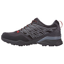 Buy The North Face Hedgehog Hike GTX Men's Walking Shoes, Grey Online at johnlewis.com