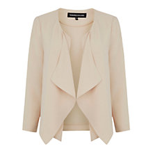 Buy Warehouse Double Draped Jacket Online at johnlewis.com