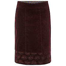 Buy White Stuff Lindy Skirt, Plum Online at johnlewis.com