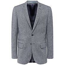 Buy Jaeger Salt Pepper Jacket, Black/White Online at johnlewis.com