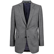 Buy Jaeger Wool Puppytooth Jacket, Black/White Online at johnlewis.com