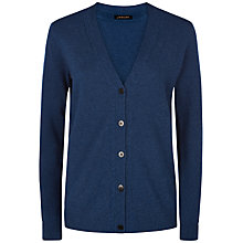 Buy Jaeger Cashmere Cable Knit Cardigan Online at johnlewis.com