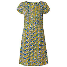 Buy White Stuff Twist And Shout Dress, Multi/Green Online at johnlewis.com