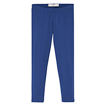 Buy Mango Kids Girls' Cotton Leggings Online at johnlewis.com