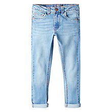 Buy Mango Kids Girls' Slim Fit Jeans Online at johnlewis.com