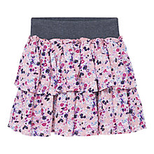 Buy Mango Kids Girls' Floral Ruffled Skirt Online at johnlewis.com