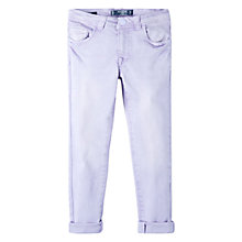 Buy Mango Kids Girls' Skinny Fit Jeans Online at johnlewis.com