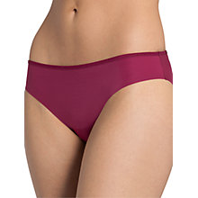 Buy Triumph Body Make-Up Tai Bikini Briefs, Dark Wine Online at johnlewis.com