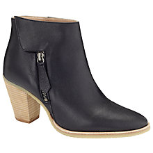 Buy Collection WEEKEND by John Lewis Puteaux Block Heeled Ankle Boots Online at johnlewis.com