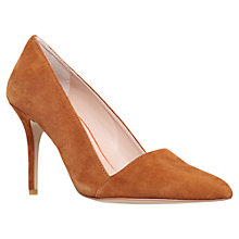 Buy Carvela Able High Heeled Stiletto Court Shoes, Tan Online at johnlewis.com
