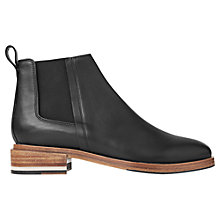Buy Whistles Roselle Block Heeled Ankle Boots Online at johnlewis.com