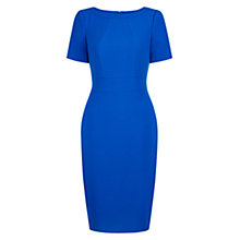Buy Hobbs Bethan Dress, Cobalt Blue Online at johnlewis.com