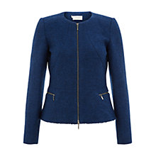 Buy Hobbs Carter Jacket, Cobalt Navy Online at johnlewis.com