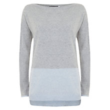 Buy Mint Velvet Block Knit Jumper, Multi Online at johnlewis.com
