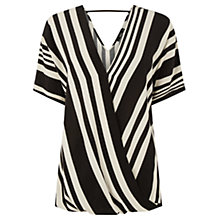 Buy Oasis Morrocain Bold Stripe Shirt, Multi Online at johnlewis.com