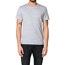 Buy Diesel Siro Tee, Grey Online at johnlewis.com