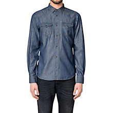Buy Diesel New Sonora Shirt, Denim Online at johnlewis.com