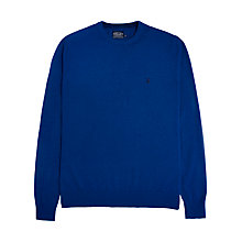 Buy Joules Retford Cotton Wool Crew Neck Jumper Online at johnlewis.com