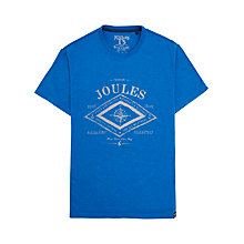 Buy Joules Harborough Coastal Brand T-Shirt Online at johnlewis.com
