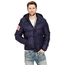 Buy Denim & Supply Ralph Lauren Down Fill Puffer Jacket Online at johnlewis.com