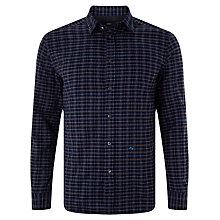 Buy Diesel S-Voil Checked Shirt, Blue/Green Online at johnlewis.com