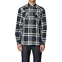 Buy Diesel Zulphuris Check Shirt, Multi Online at johnlewis.com
