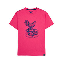 Buy Joules Harborough Graphic T-Shirt Online at johnlewis.com