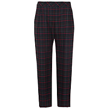 Buy French Connection Soho Check Trousers, Muti Online at johnlewis.com