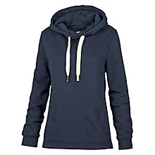 Buy Fat Face Yoga Hoodie, Navy Online at johnlewis.com