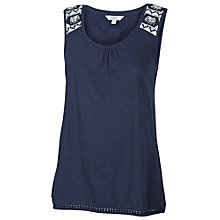 Buy Fat Face Langley Wrap Tank Top Online at johnlewis.com