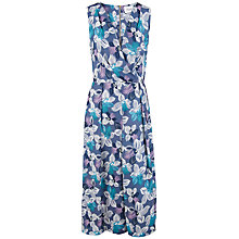 Buy Closet Floral Cross Over Midi Dress, Multi Online at johnlewis.com