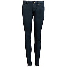 Buy Ted Baker Annna Super Skinny Jeans, Dark Green Online at johnlewis.com