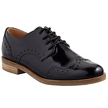 Buy Collection WEEKEND by John Lewis Garde Low Heeled Brogues Online at johnlewis.com