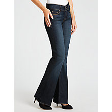 Buy Paige Hidden Hills Bootcut Jeans, Stream Online at johnlewis.com