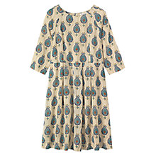 Buy Toast Franca Wool Chalis Dress Online at johnlewis.com