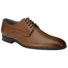 Buy Kin by John Lewis Alex Leather Lace-Up Derby Shoes Online at johnlewis.com