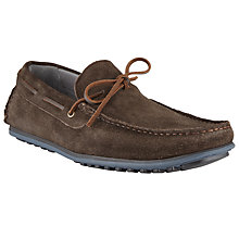 Buy Kin by John Lewis James Suede Driver Loafers Online at johnlewis.com