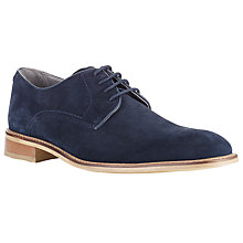 Buy Kin by John Lewis Joel Suede Lace-Up Derby Shoes Online at johnlewis.com