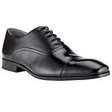 Buy Kin By John Lewis Justin Oxford Shoes, Black Online at johnlewis.com