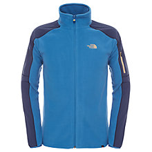 Buy The North Face Glacier Delta Full Zip Men's Fleece Online at johnlewis.com