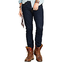 Buy Denim & Supply Ralph Lauren Hale Slim Fit Jeans, Blue Online at johnlewis.com
