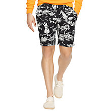 Buy Polo Ralph Lauren Straight Fit Maritime Luau Shorts, Midnight Online at johnlewis.com