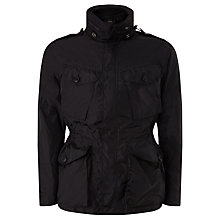 Buy Polo Ralph Lauren Lightweight Combat Jacket, Black Online at johnlewis.com