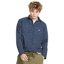 Buy Denim & Supply Ralph Lauren Print Work Long Sleeve Shirt Online at johnlewis.com