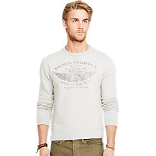 Buy Denim & Supply Ralph Lauren Motor Wings Sweatshirt Online at johnlewis.com