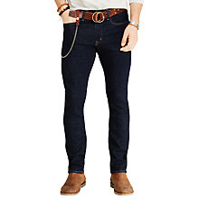 Buy Denim & Supply Ralph Lauren Low Skinny Jeans, Hale Online at johnlewis.com