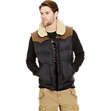 Buy Denim & Supply Ralph Lauren Down Fill Gilet Online at johnlewis.com