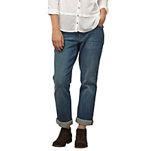 Buy White Stuff Verona Boyfriend Jeans, Vintage Wash Online at johnlewis.com